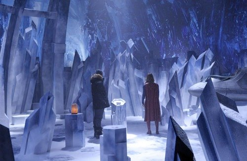 Superman's Fortress Of Solitude Revealed In New Supergirl Image And Episode Description