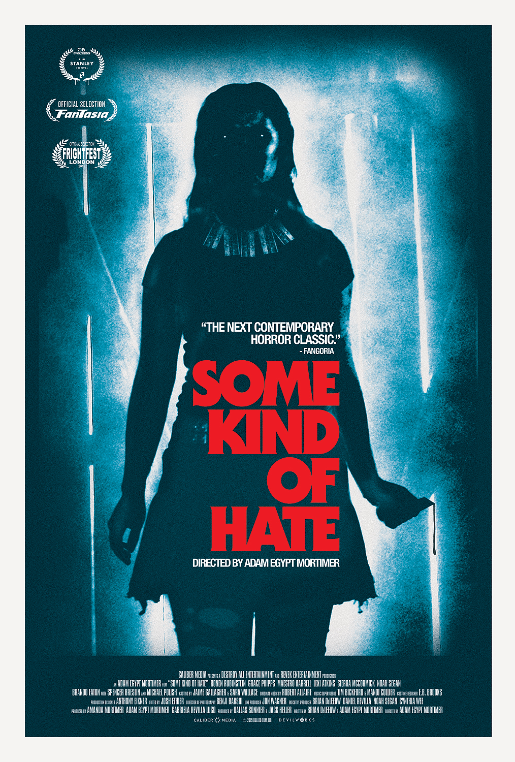 Some Kind Of Hate Review