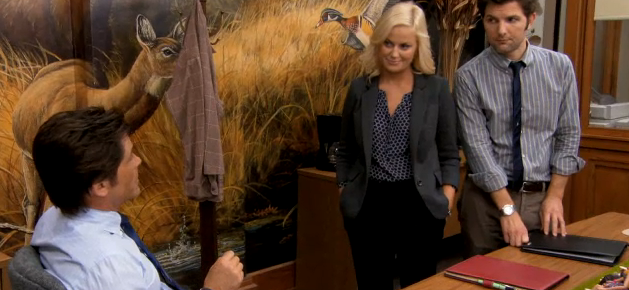 Parks And Recreation Season 4-09 'The Trial Of Leslie Knope' Recap