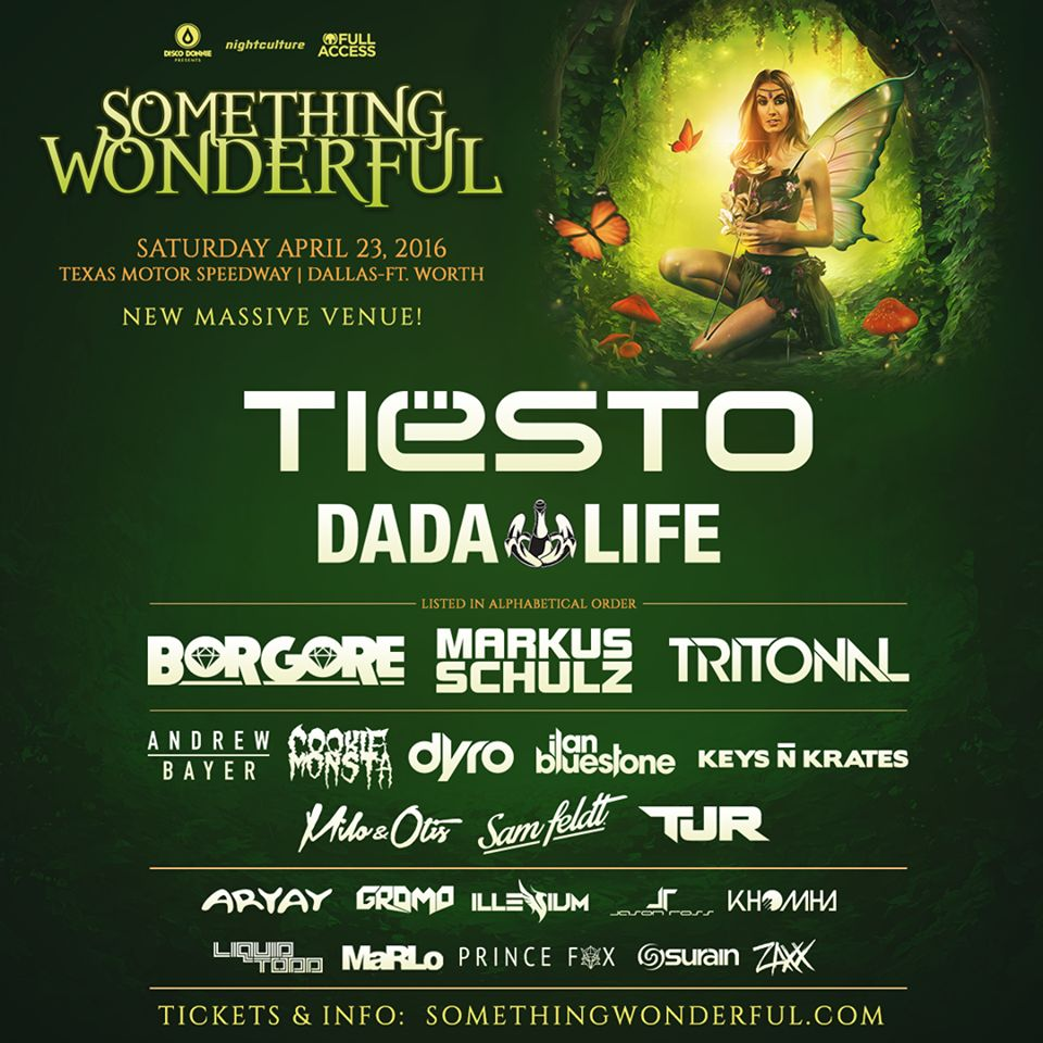 Experience Something Wonderful With Tiësto And Dada Life