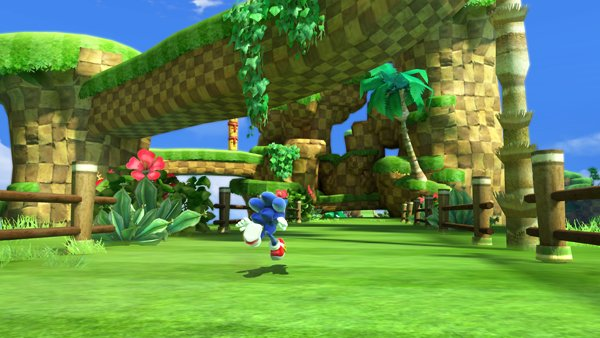 sonic generations Sonic Generations Review