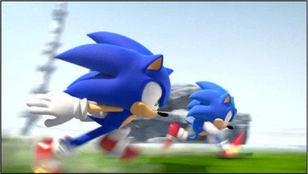 sonic generations1 Sonic Generations Review