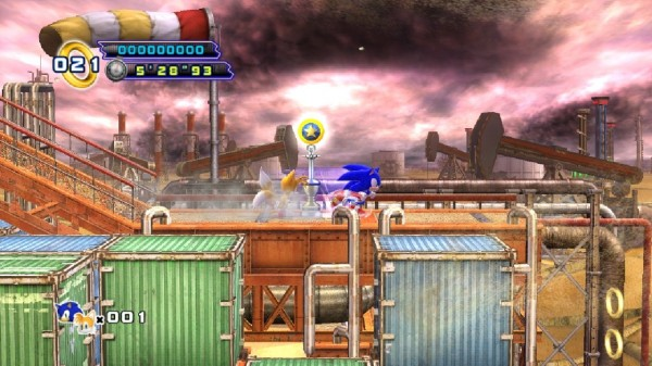 Sonic the Hedgehog 4: Episode 2 Gameplay Trailer Revealed
