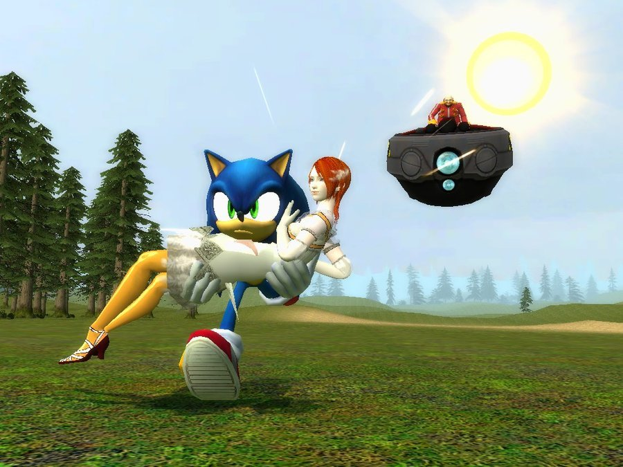 sonic_the_hedgehog_2006__g_mod_by_supersmashbrosgmod-d4emws5