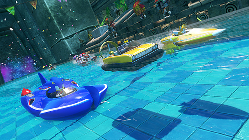 SEGA Has Officially Revealed Sonic & All-Stars Racing Transformed