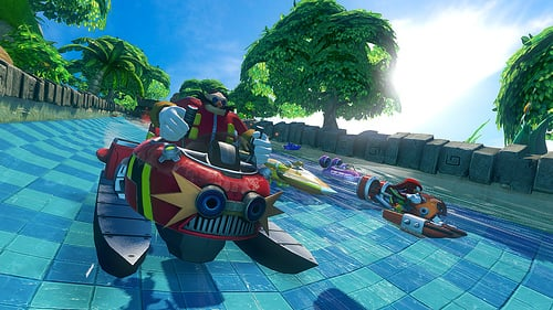 Sonic & All-Stars Racing Transformed Gets A New Trailer