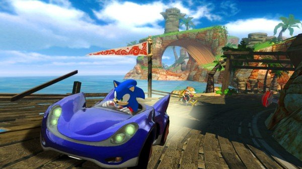 A Sonic And SEGA All-Stars Racing Sequel Is In Development