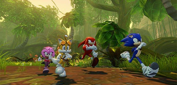 Sonic Boom Wii U & 3DS Games Bumped Up For November 11 Release