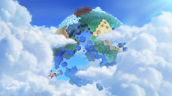 Sonic: Lost World Announced For Wii U & 3DS