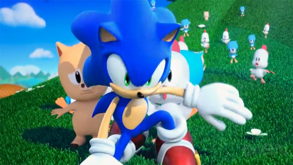 First Sonic: Lost World Trailer Released