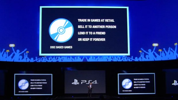Sony Unveils The Lack Of DRM Restrictions To Be Found On PlayStation 4