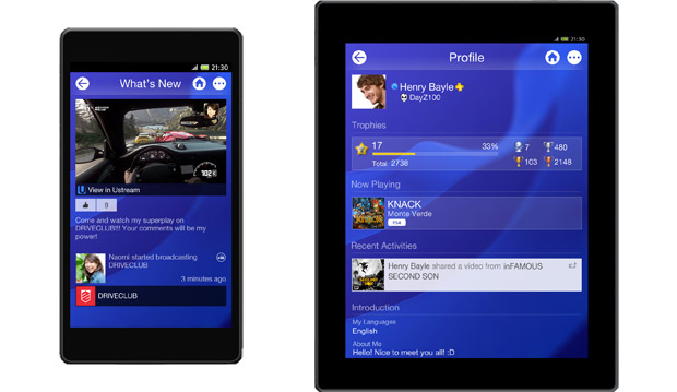 The PS4 PlayStation App Is Out Now On Android And iOS