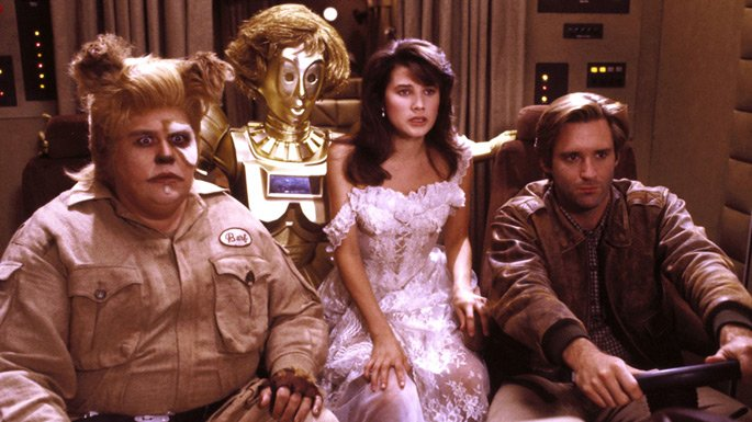 Mel Brooks Is Definitely Having Discussions About Spaceballs 2