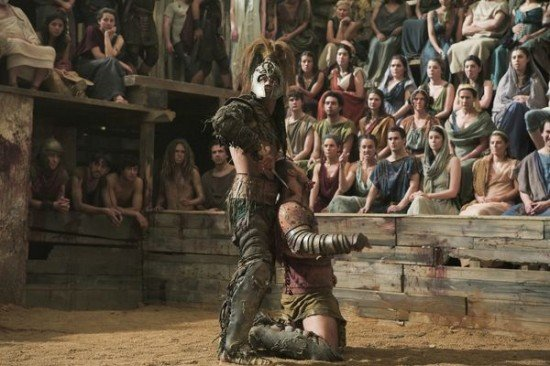 Spartacus: Vengeance - The Complete Second Season Announced For Blu-Ray In September