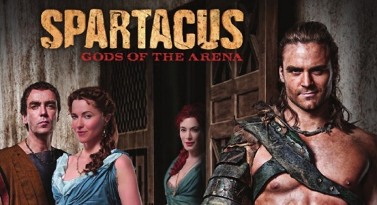 Behold The New Trailer For Spartacus: Gods Of The Arena