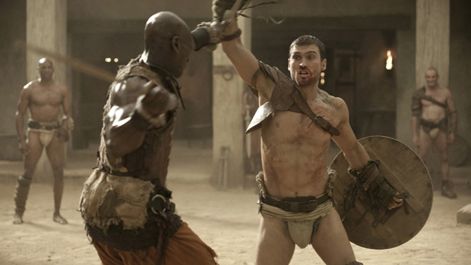 Spartacus: Blood And Sand Season 1 Blu-Ray Review