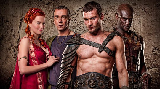 Andy Whitfield To Be Replaced In Spartacus: Blood And Sand?