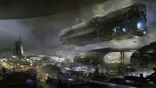 Halo 5 Concept Art Teased As 343 Industries Undergo Internal Shake Up
