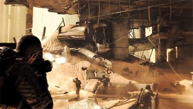 Spec Ops: The Line Delayed Until Fiscal 2013
