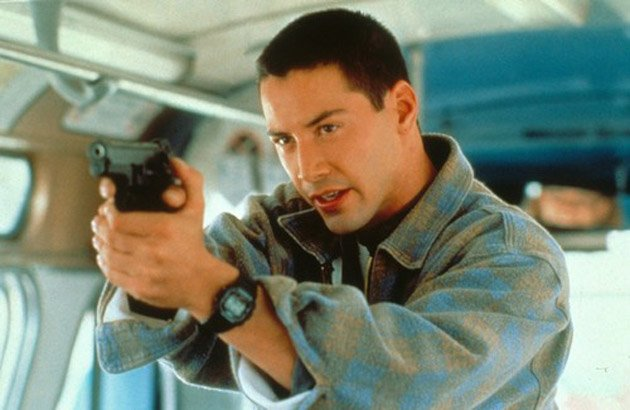 Keanu Reeves Now Says Yes To The Possibility Of Speed 3