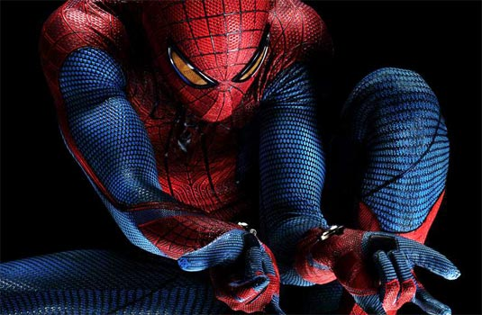 The Amazing Spider-Man Trailer Arrives Early