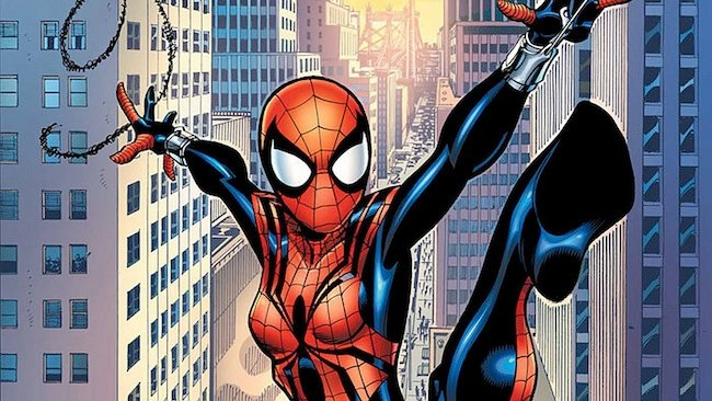 Sony Rumoured To Be Developing All-Female Spider-Man Pic Glass Ceiling