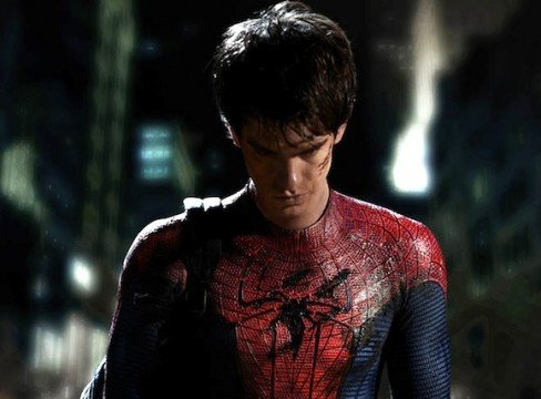 New, Brooding 1-Minute TV Spot For The Amazing Spider-Man