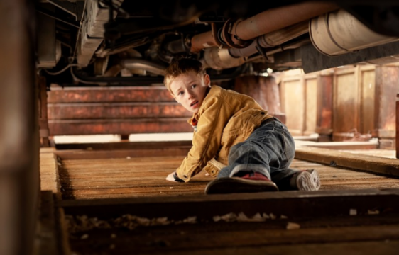 spivet 620x397 562x360 The Young And Prodigious T.S. Spivet Review