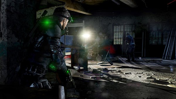 Splinter Cell Movie Snags A Writer