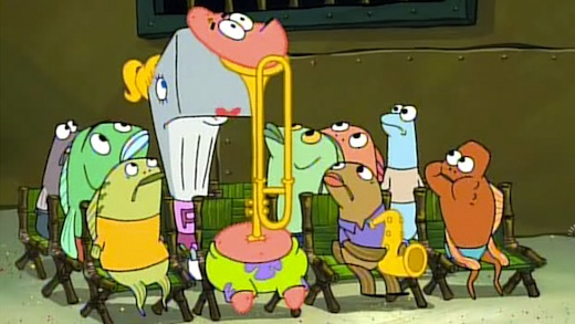 spongebob band geeks Top 10 Episodes Of Spongebob Squarepants