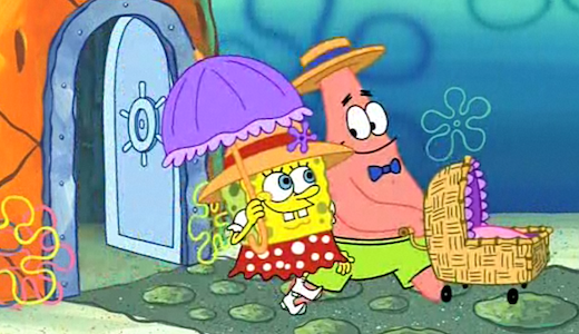 spongebob rock a bye bivalve Top 10 Episodes Of Spongebob Squarepants