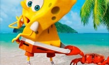The SpongeBob Movie: Sponge Out Of Water Poster Hints At Live Action/Animation Hybrid