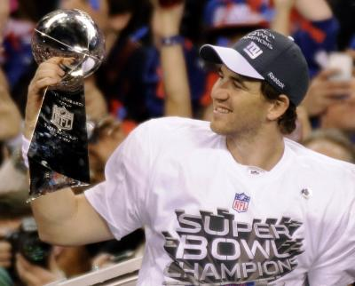 Is Eli Manning The Best QB In The Game Today?