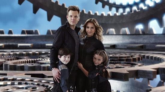 Roundtable Interview With Joel McHale On Spy Kids: All The Time In The World