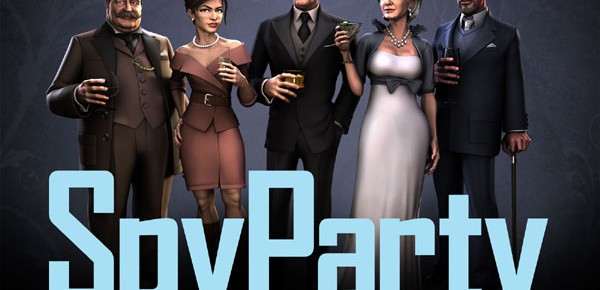 SpyParty Sneaks Into Open Beta