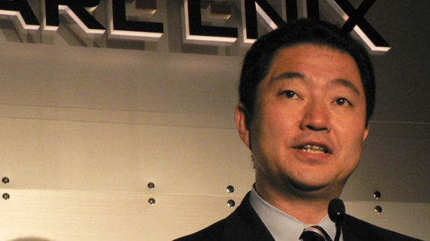Square Enix Warns Of Fiscal Extraordinary Loss, President Steps Down