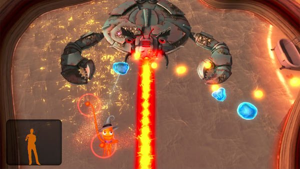 Squid Hero For Kinect Review