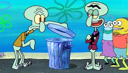squilliam returns spongebob Top 10 Episodes Of Spongebob Squarepants