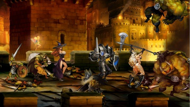 ss 004 640x360 Dragons Crown vs. Muramasa: The Demon Blade: The Importance Of Comparison And Why Games Are Already Art