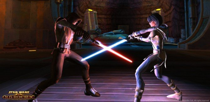 Bioware Discusses Star Wars: The Old Republic Testing And Launch Date