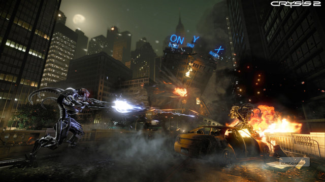 Exclusive XBOX 360 Crysis 2 Demo Coming January 25th