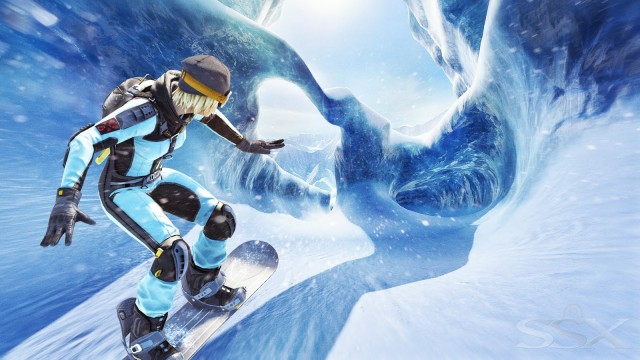 First SSX Gameplay Trailer Shows Off Mac's Skills