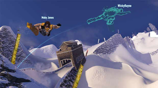 New SSX Trailer Shows Off The Game's Features