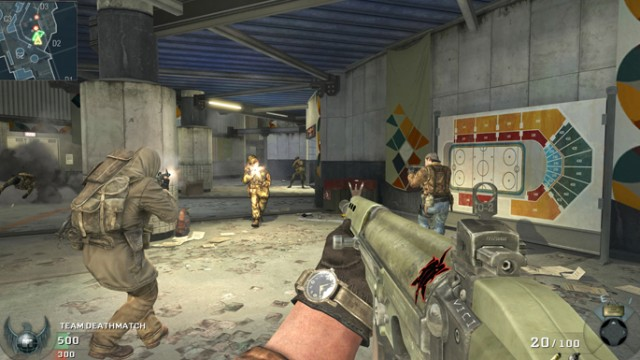 New Shots From Call of Duty: Black Ops First Strike DLC
