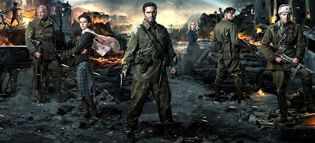 Stalingrad Trailer Shows What Russian Cinema Is Made Of
