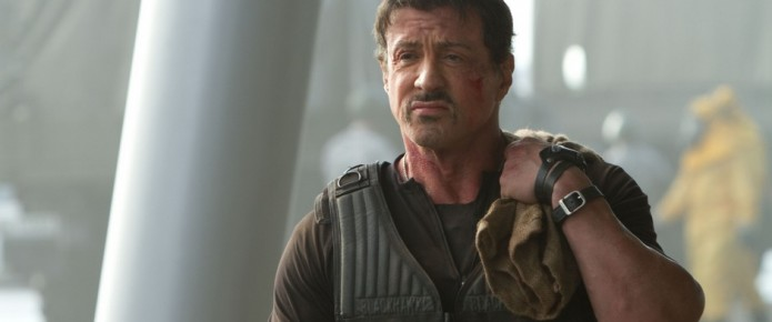 Sylvester Stallone To Go On The Hunt In 3D Sci-Fi Thriller Hunter