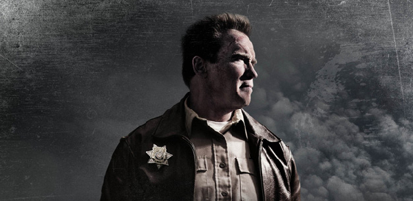 First Poster For Schwarzenegger's The Last Stand Debuts