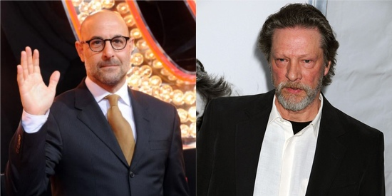 Stanley Tucci And Chris Cooper Join Robert Redford's The Company You Keep