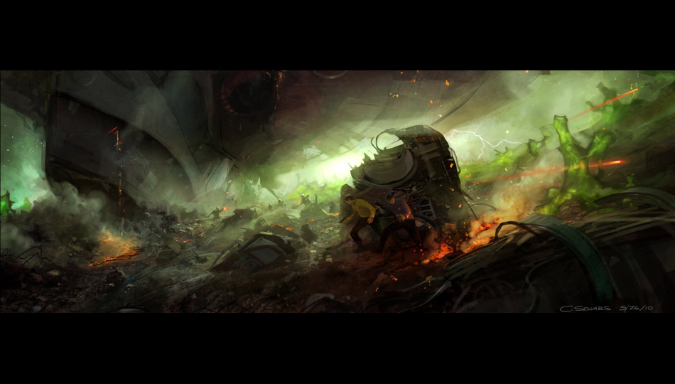 Star Trek Video Game Concept Art 4 We Got This Covered