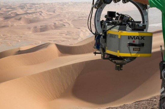 J.J. Abrams Confirms That Star Wars: Episode VII Will Have A Single IMAX Scene